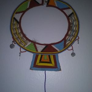 Tribe neck piece